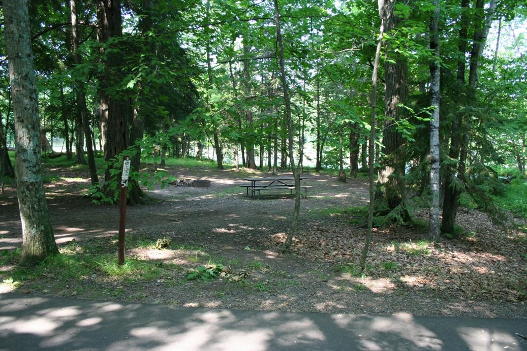 Brunet Island State Park Wisconsin